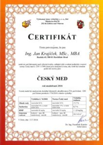český med KMS 2016
